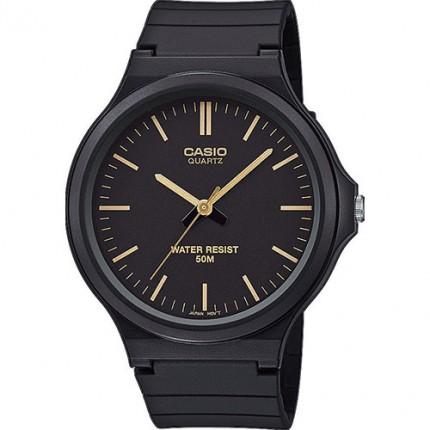 Casio Armbanduhr Collection Schwarz Analog MW-240-1E2VEF
