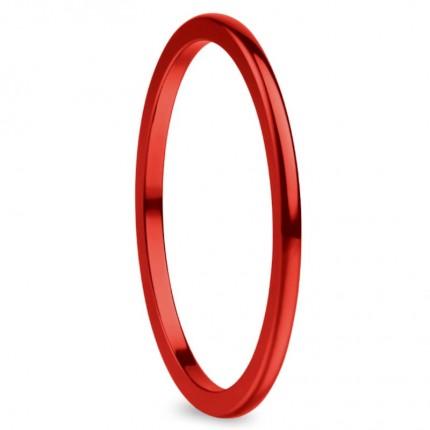 Bering Innenring Ultraschmal Aluminium Rot 564-40-X0
