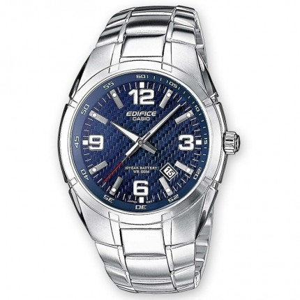 Casio Armbanduhr Edifice Classic Collection Blau EF-125D-2AVEF