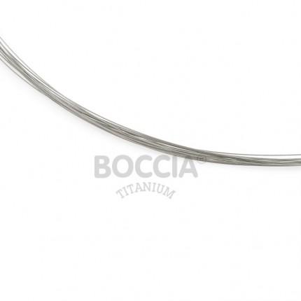 Boccia Collier Titan Edelstahl 16-Fach 0859-02