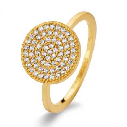 SPIRIT ICONS Ring Energy Silber Vergoldet 53082