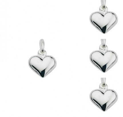 CEM Anhänger Herz Silber BAH 900853