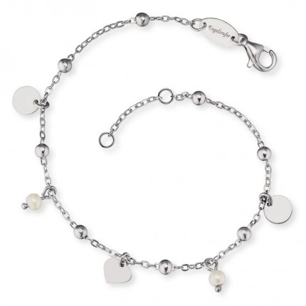 Engelsrufer Armband Silber Little Joy Perlen ERB-LILJOY-PE