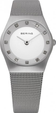 Bering Damenuhr Classic Edelstahl Silber 11927-000