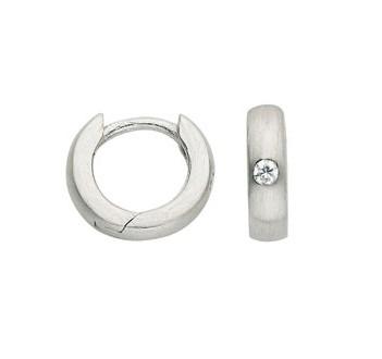 CEM Ohrschmuck Creole Silber BCR 900537