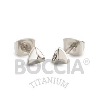 Boccia Ohrschmuck Titan 05015-01