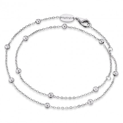 Engelsrufer Armband Silber Rhodiniert Moonlight ERB-LILMOON