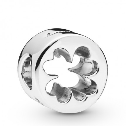 PANDORA Silberelement Clover Cut Out 797868