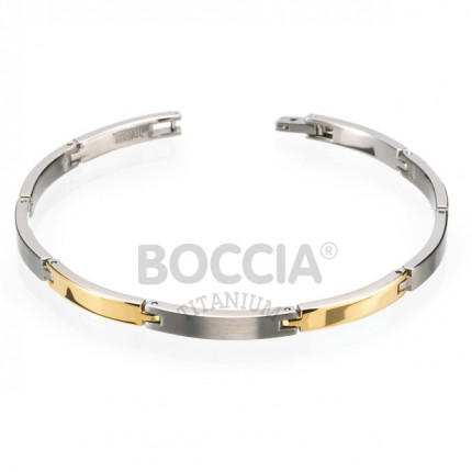 Boccia Armband Titan Bicolor 0319-05