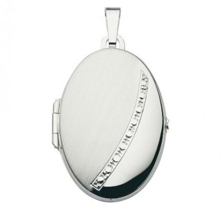 CEM Anhänger Medaillon Silber BME 901127