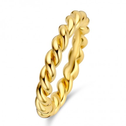 SPIRIT ICONS Ring Hula Silber Vergoldet 51242