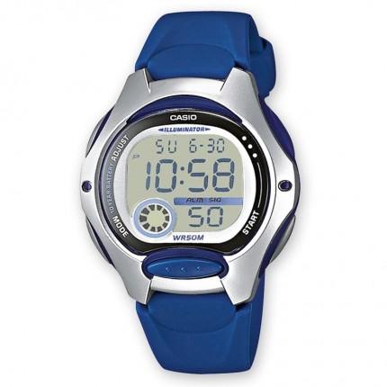 Casio Armbanduhr Collection Blau LW-200-2AVEF