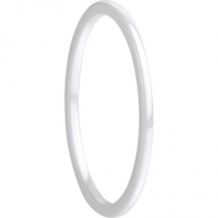 Bering Innenring Ultraschmal Keramik Weiß 564-50-X0