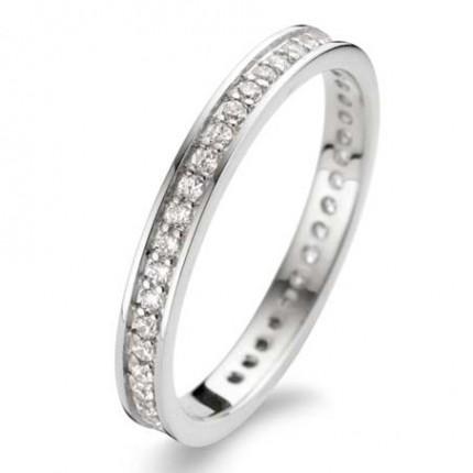 SPIRIT ICONS Ring Chic 2mm Silber 53071