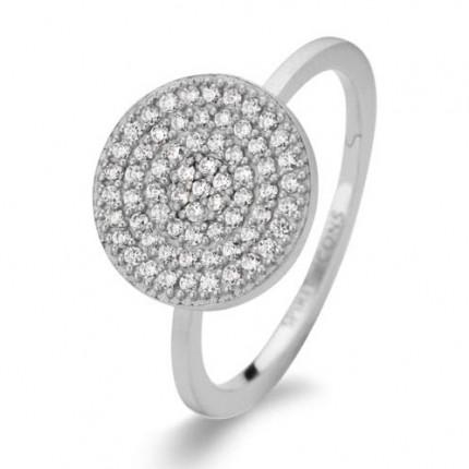 SPIRIT ICONS Ring Energy Silber 53081