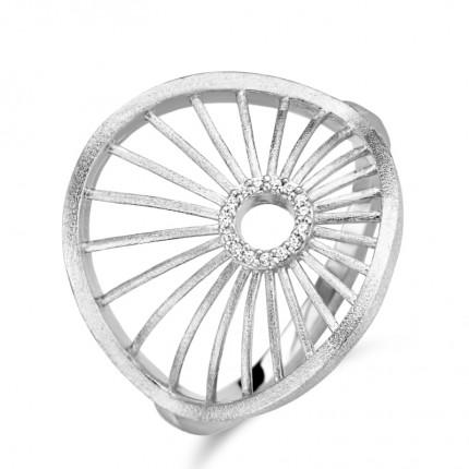 SPIRIT ICONS Ring Aura Silber 51251