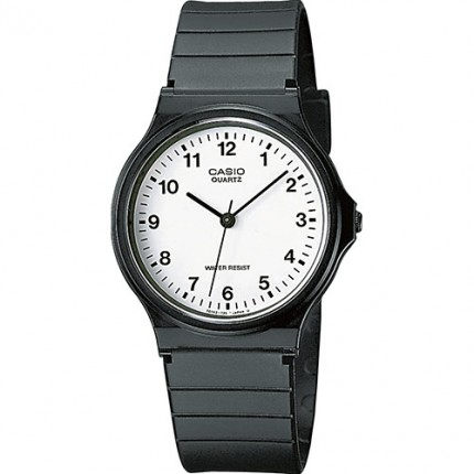 Casio Armbanduhr Vintage Collection Schwarz MQ-24-7BLLEG