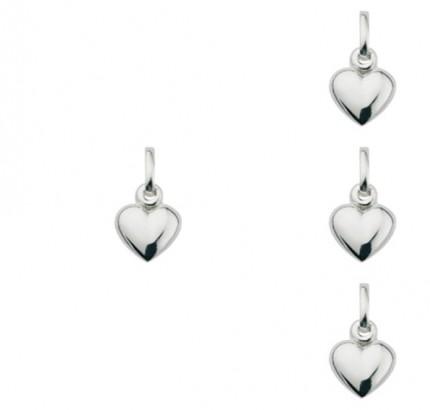CEM Anhänger Herz Silber BAH 900852