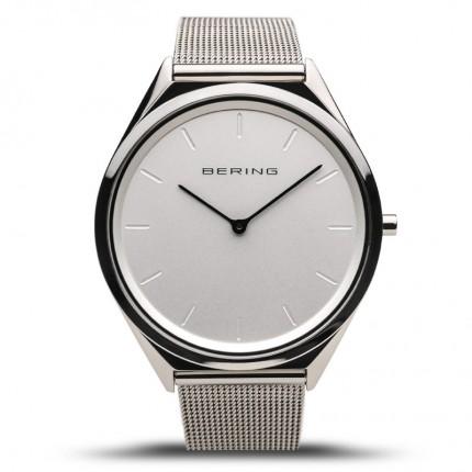 Bering Armbanduhr Unisex Ultra Slim Edelstahl 17039-000