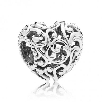 PANDORA Silberelement Regal Heart 797672