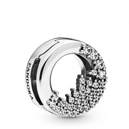 PANDORA REFLEXIONS Charm Sterlingsilber Sparkling Icicles 798475C01