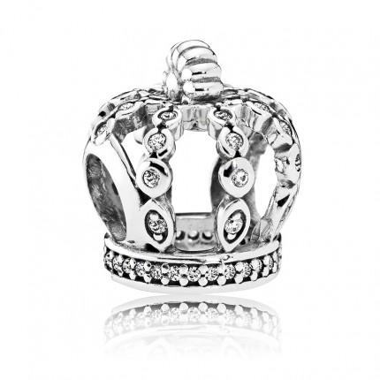 PANDORA Silberelement Märchen Krone 792058CZ