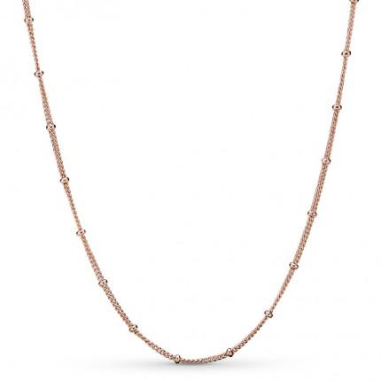 PANDORA ROSE Halskette Beaded 387210-70