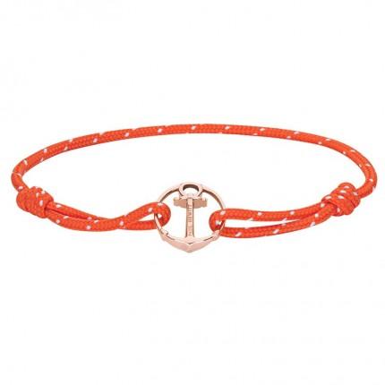 Paul Hewitt RE/BRACE Armband Roségold Orange PH002181