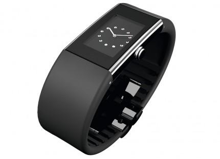 ROSENDAHL Armbanduhr Watch II Small Simili Edelstahl Polyurethan Schwarz 43183