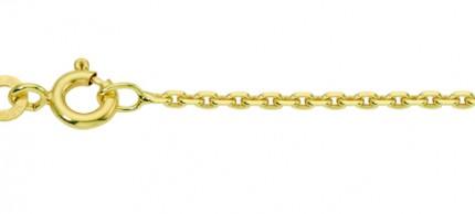 CEM Collierkette 585/- Gold Anker geschliffen BGA550/50