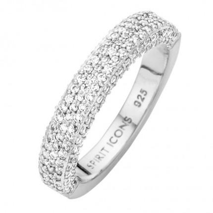 SPIRIT ICONS Ring Magic Silber 51081