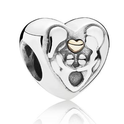 Pandora Silberelement Familien-Herz 791771