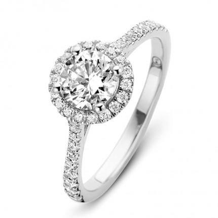 SPIRIT ICONS Ring Romance Silber 53501