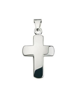 CEM Anhänger Kreuz Silber BAH 900801