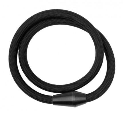 Paul Hewitt CONIC WRAP Armband Schwarz Nylon Schwarz PH002783