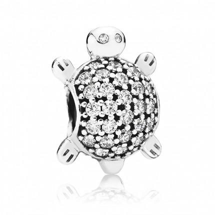 PANDORA Silberelement Meeres-Schildkröte 791538CZ