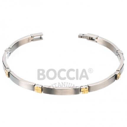 Boccia Armband Titan Bicolor 0329-04