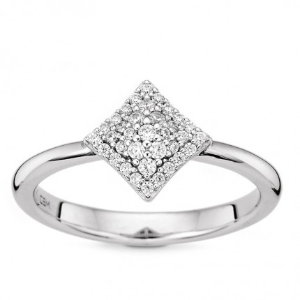 CEM Ring 925/- Silber Zirkonia S-00246R