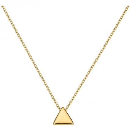 CEM Collier 333/- Gold Dreieck BCO305500
