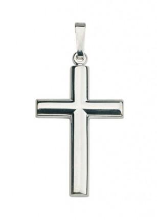 CEM Anhänger Kreuz Silber BAH 900809