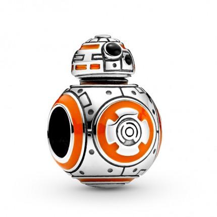 PANDORA Star Wars Silber Charm BB-8 799243C01