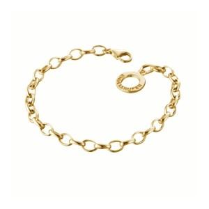 Engelsrufer Armband Silber Gold Plated ERB-195-G