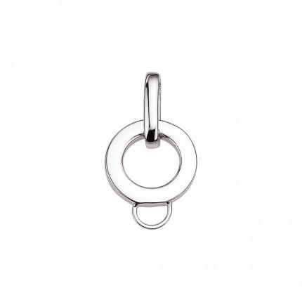 CEM Anhänger Charm-Einhänger Silber CMM277