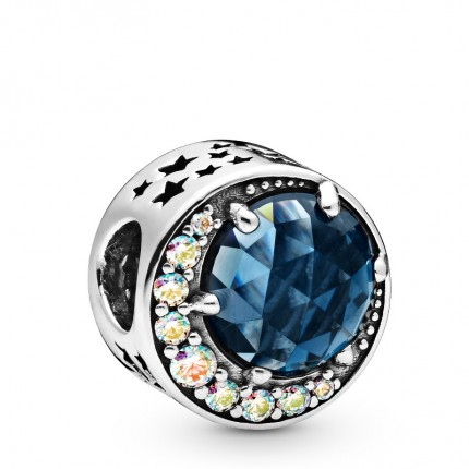 PANDORA Silberelement Moon & Night Sky 798524C01