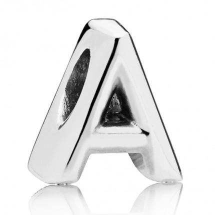 PANDORA Silberelement Letter A 797455