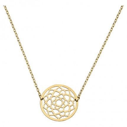 CEM Collier 333/- Gold Ornament BCO305508