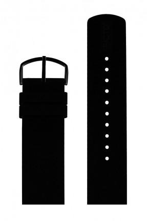 PICTO Wechselband Silikon Schwarz 20mm 0120B
