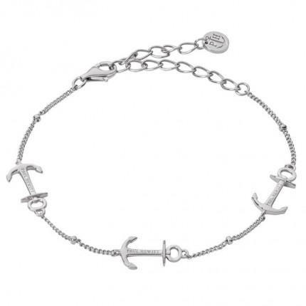 Paul Hewitt ANCHOR ROPE Armband Silber PH003108