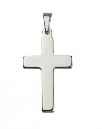 CEM Anhänger Kreuz Silber BAH 900808