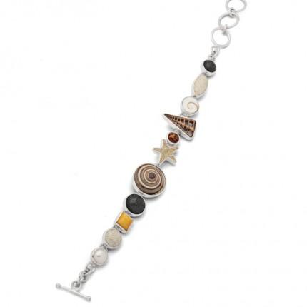DUR Armband Silber Strandrausch 2.0 A1646